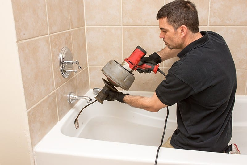 Drain Maintenance and Drain Cleaning a Bathroom