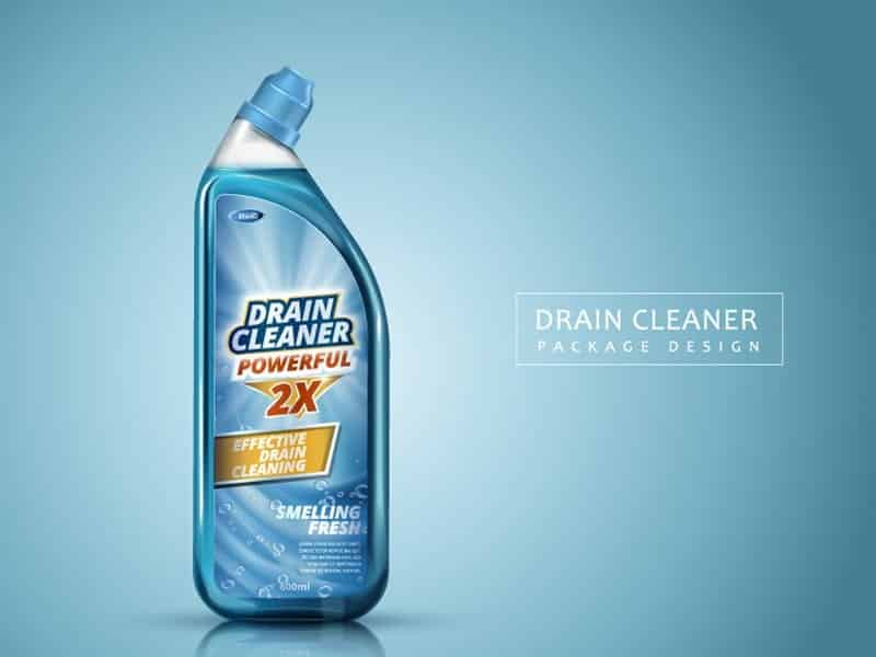 Chemical Drain Cleaning Products - Should I use them? 1