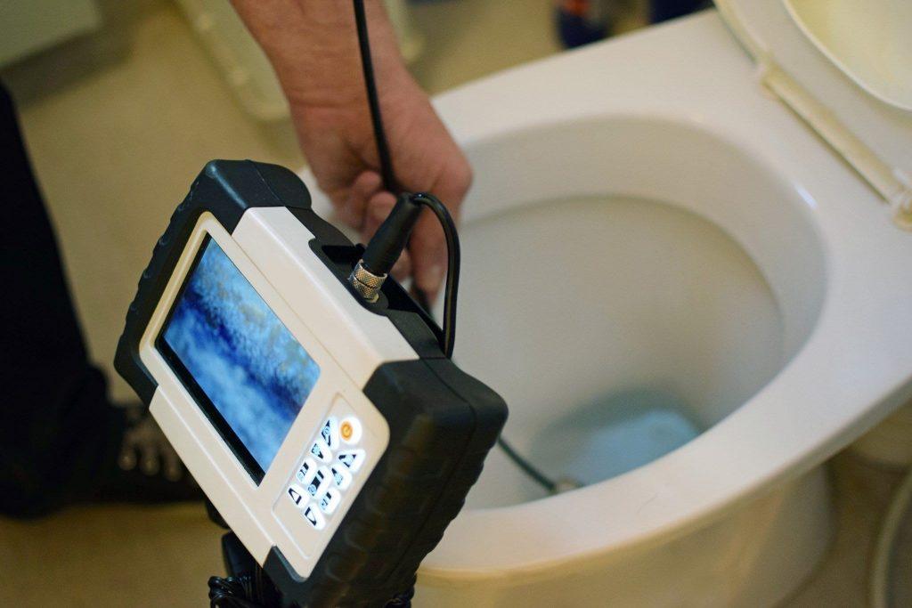 Drain Camera Inspection