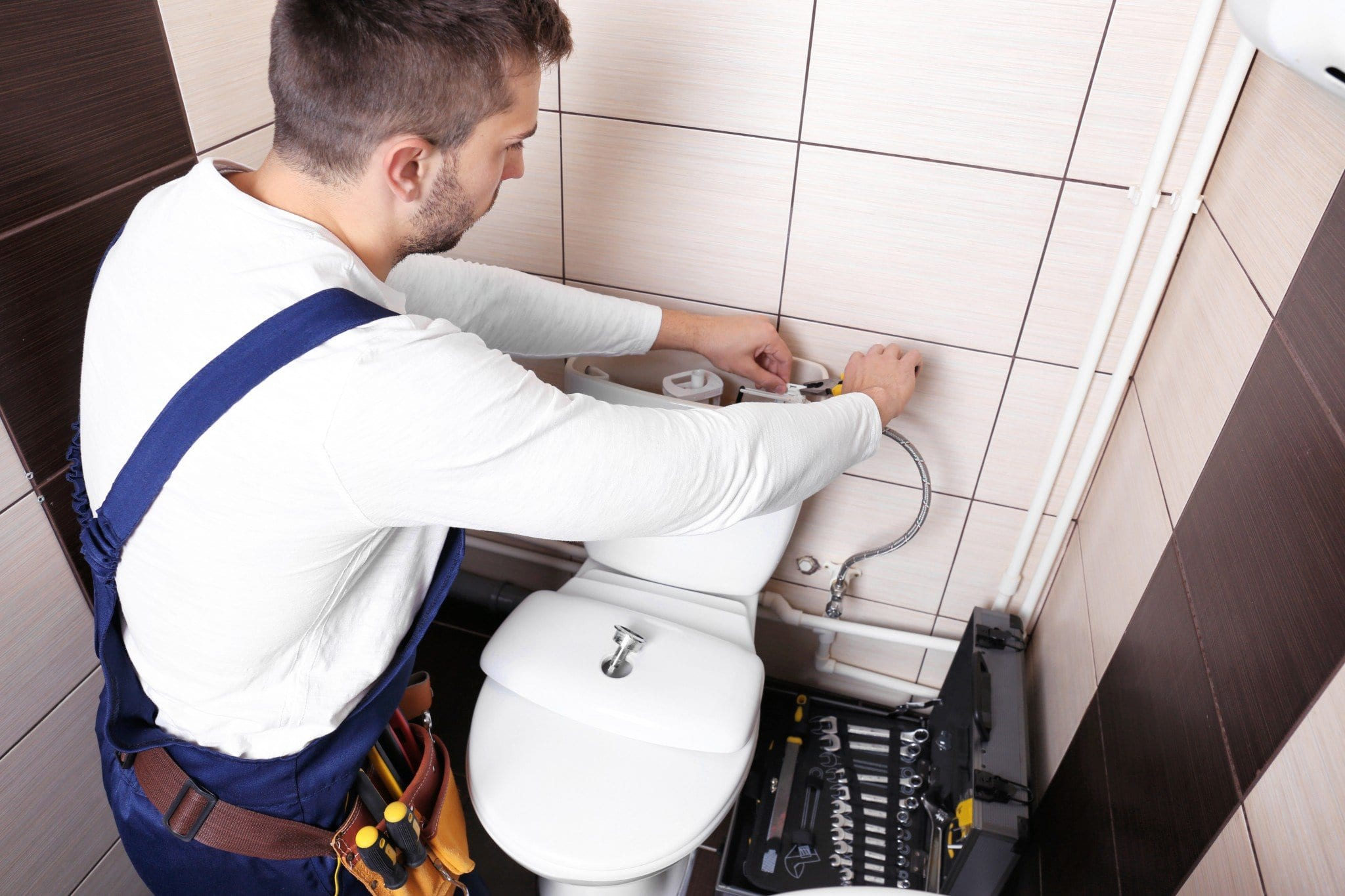 Toilet Leaking? It's Costing You Money | Urban Piping