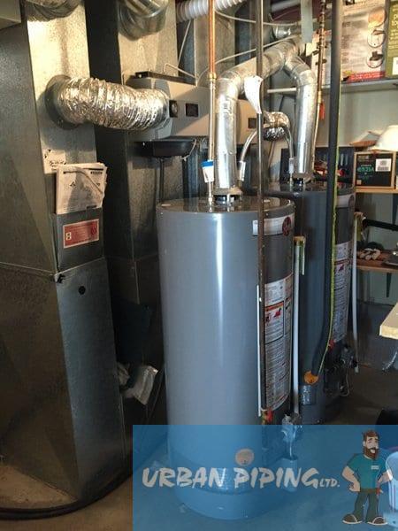 Hot Water Tank Calgary