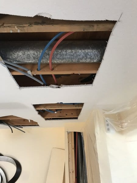 Poly B Pipe Replacement